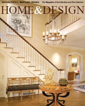 Home and Design: An Artful Approach-January/February 2010
