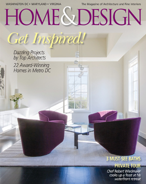 Home and Design: Going Glam- September/October 2014